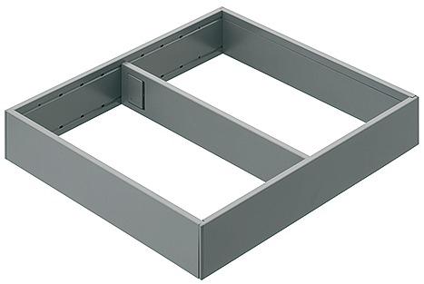 Blum Rahmen AMBIA LINE für Legrabox Höhe M und K Stahldesign ZC7S300RSU