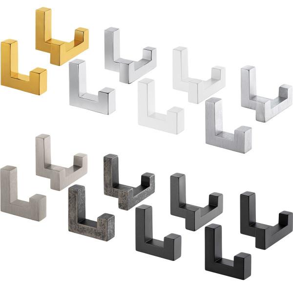 Garderobenhaken TETRIS aus Metall