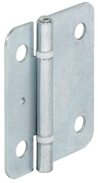 Häfele Aufschraubband H1952 für Faltschiebetüren Größe 50 x 42 mm zum Schrauben