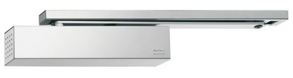 Dorma Türschließer Set TS 92 Basic Contur Design mit Gleitschiene und Rastfeststelleinheit