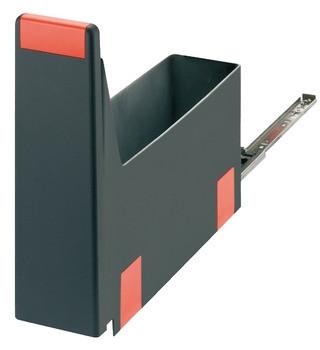 Franke Putzmittelauszug Cube 10 1x4,5 Liter schwarz/grau