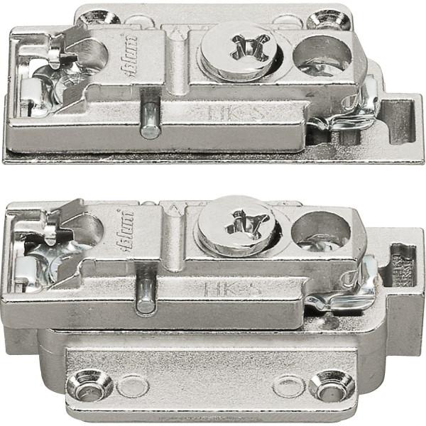 Blum Frontbefestigung für Hochklappbeschlag Aventos HK-S und Aventos HK-S Tip On 20K4A00A02