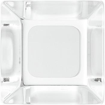 Häfele Möbelknopf H2081 Schrankknopf quadratisch Kunststoff