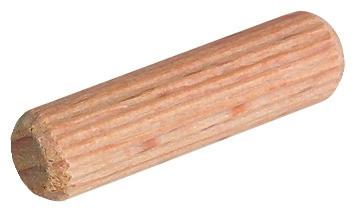 Häfele 25 Stück Holzdübel Buche Korpusverbinder viele Größen