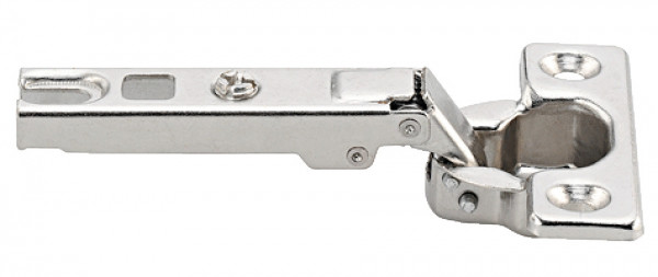 Häfele Topfscharnier Metalla Mini A 95 ° Topfband für kleine Türen und schmale Rahmen
