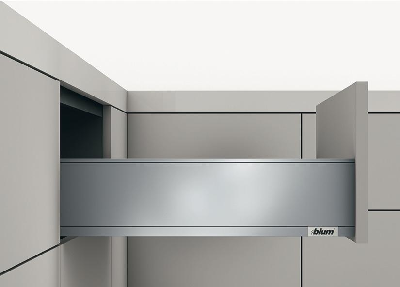 Blum LEGRABOX pure Schubkasten-Garnitur K mit Tip-On Blumotion verschiedene Längen und Farben