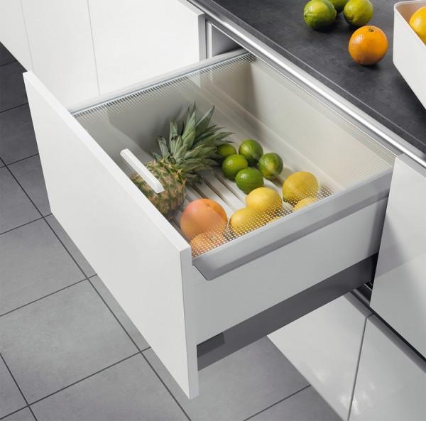 Hailo Lebensmittelschublade Pantry Box 3960-60 Schubladeneinsatz für Korpusbreite 600 mm