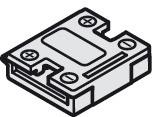 Häfele Clip-Verbinder 12 V für 10 mm Loox LED-Band
