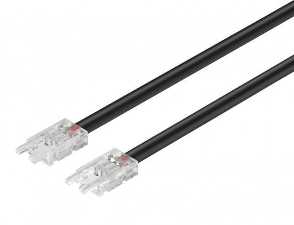 LOOX5 Verbindungsleitung 12V & 24V für LED Bänder 8 mm multi-weiß