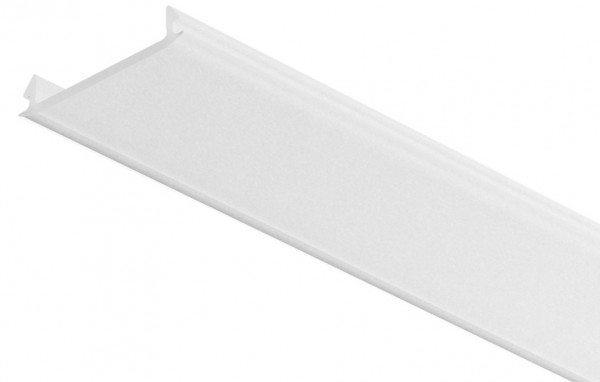 Häfele Streuscheibe für Loox Aluminiumprofile Ersatz-Streuscheibe