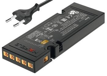 häfele LED 2034 leseleuchte anbauleuchte flexible leuchten 12V mit usb-stecker