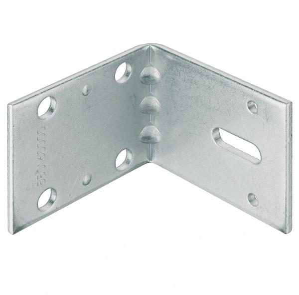 Häfele Verbindungswinkel Stahl Winkelverbinder H3512 Montagewinkel 60x60x44mm