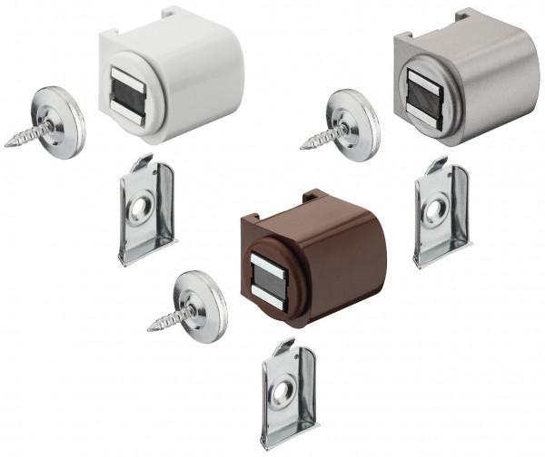 Magnetschnapper aus Kunststoff einstellbar Haftkraft 3 kg