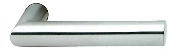 Hoppe Türdrücker-Paar AMSTERDAM Aluminium silberfarben eloxiert