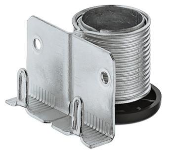 Häfele Sockelhöhenversteller H3958 mit Auflagewinkel zum Einbohren und Schrauben Tragkraft 150 kg St