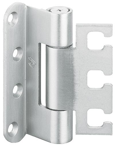 Simonswerk Objekttürband VX 7939/100 - Türband für Aufnahmeelement VX - für gefälzte Türen 20mm