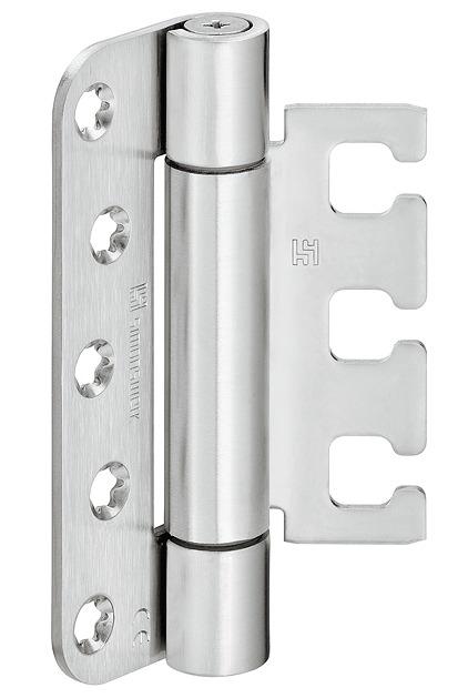 Simonswerk Objekttürband VX 7728/120 - Türband für Aufnahmeelement VX - für gefälzte Türen 20mm