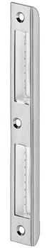 Häfele Schließblech zum Einlassen DIN für gefälzte Türen 170 mm