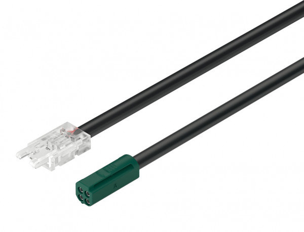 LOOX5 Zuleitung für LED Band 24V 8 mm multi-weiß 2000 mm