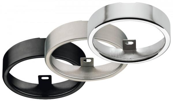 Häfele Unterbaugehäuse rund für LEDs Loox 65x12 mm