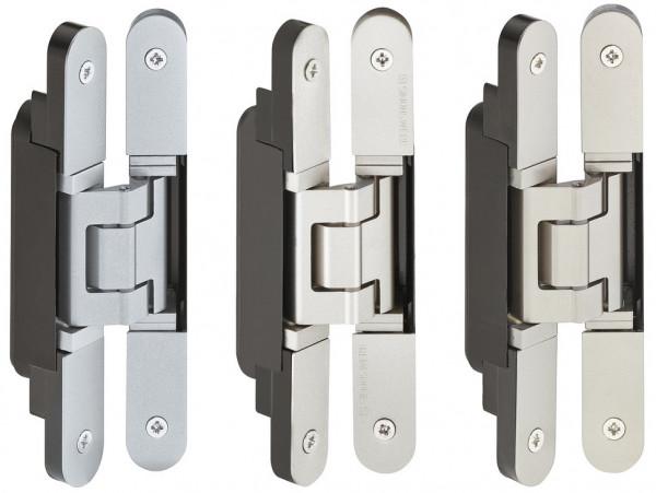 Türband TECTUS TE 240 3D verdeckt für ungefälzte Türen bis 60 kg
