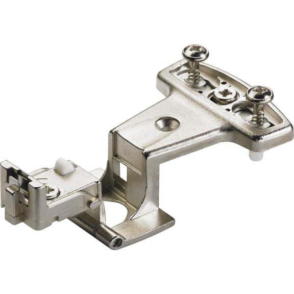 Hettich Selekta Pro Seitenteil Rolle bündig Türauflage 16 mm 9168685