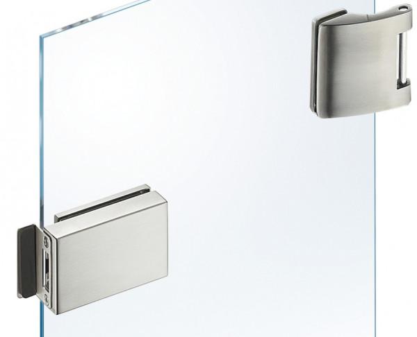 JUVA Glastür-Gegenkasten-Garnitur GHR 303 für Drehtüren im Wohnbereich