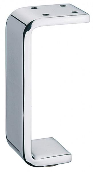 Häfele Möbelfuß H3969 mit Platte Höhe 150 mm ohne Höheneinstellung