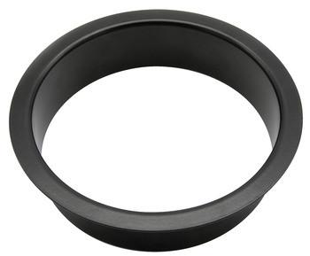 Häfele Einwurfring H10207 Edelstahl Ring Bohrloch Ø 160 mm für Arbeitsplatten