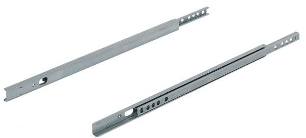 Häfele Kugelführung Teilauszug bis 25 kg Stahl seitliche Montage Nutführung