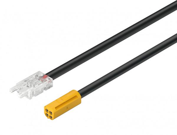 LOOX5 Zuleitung für LED Band 12V 8 mm multi-weiß 2000 mm