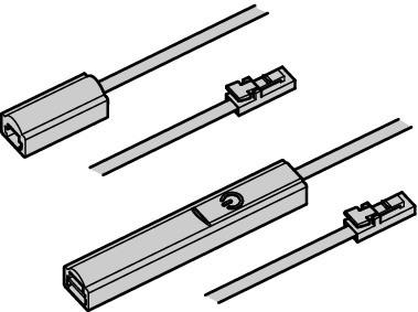 Häfele Zuleitung für Loox LED-Leiste 2024 12 V