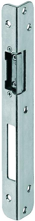 Häfele Winkelschließblech, KFV, 250 mm, mit Austauschstück
