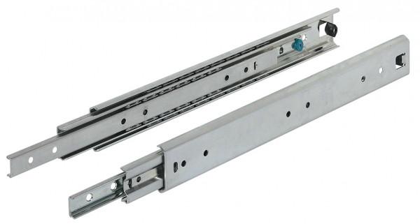 Accuride Schubladenschiene Vollauszug 5321 Tragkraft bis 150 kg Stahl seitliche Montage
