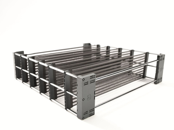 Schubladen-Organizer SpaceFlexx® 472 x 472 x 130 mm