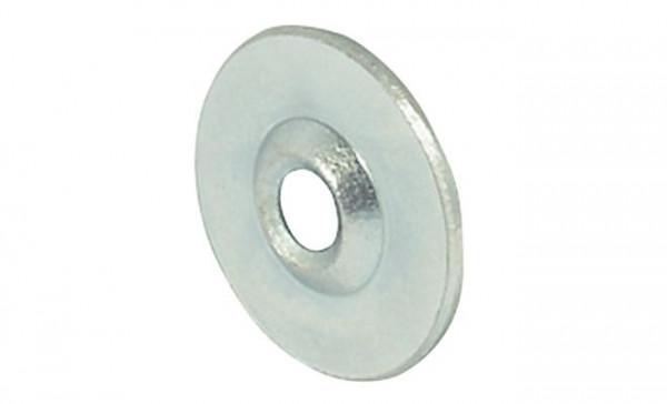 Häfele Gegenplatte für Magnetverschlüsse zum Schrauben 14 mm