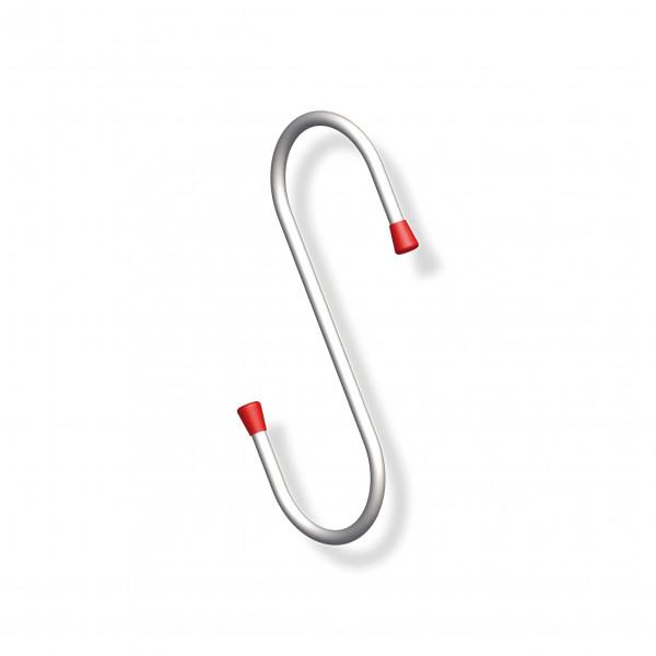 Doppelhaken Alfer Gerätehalter Aufhängehaken Besenhalter Metallhaken Wandhaken
