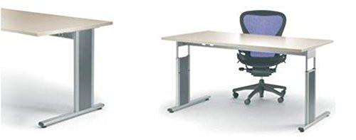 Häfele Tischgestell Schreibtisch System CAMO Stahl höhen-verstellbar Untergestell für Tischplattenlä