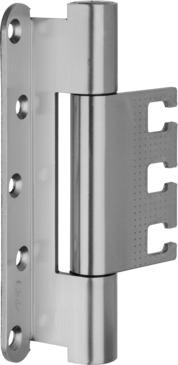 Häfele Glutz STX 16 157 / 16 457, mit Aushängesicherung, Größe 160 mm - Türband für Aufnahmeelement