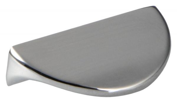 Griffleiste NICK aus Metall, BA 32 mm Chrom poliert
