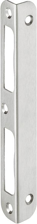 Häfele Winkelschließblech Edelstahl matt – BMH 1165
