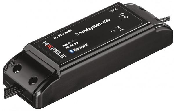 Häfele Soundsystem 420 Audio-System 12 V