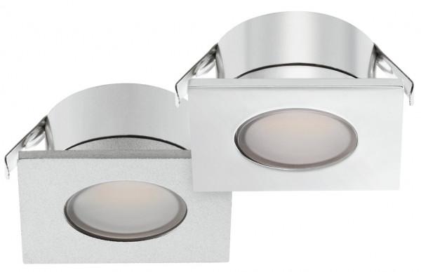Häfele Ein-/Unterbauleuchte 12 V quadratisch LED 2023 Einbauspot