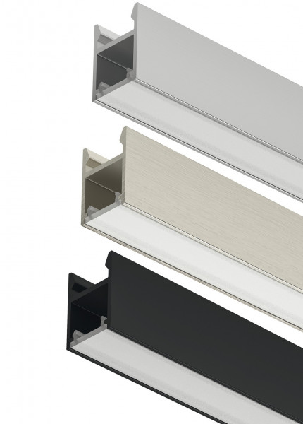 LOOX5 LED-Unterbauprofil 2103 aus Aluminium Innenbreite 11 mm
