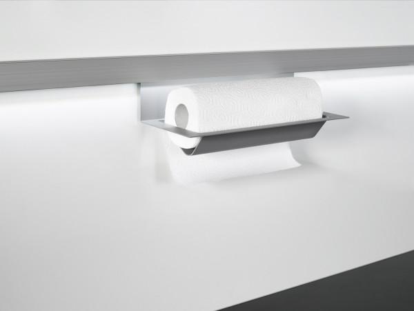Kesseböhmer Papierrollenhalter Linero MosaiQ Aluminium