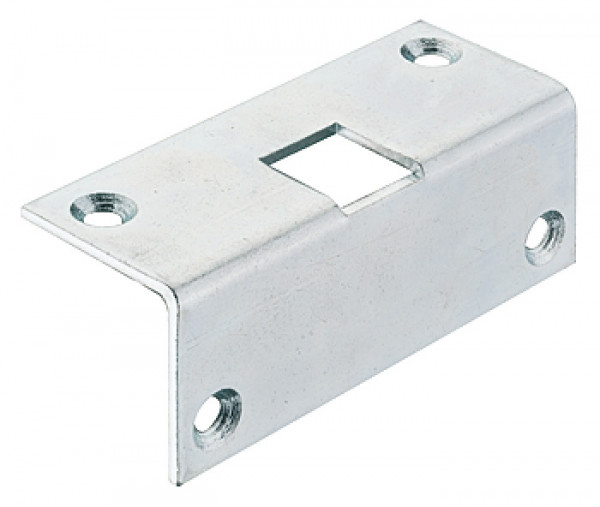 Häfele Winkelschließblech für Tor-Treibriegel 13 oder 16 mm Torverriegelung