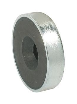 Häfele Magnetverschluss H6041 Haftkraft 3,6 kg zum Schrauben für Metallschränke
