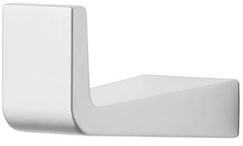 Häfele Garderobenhaken H3814 chrom matt Kleiderhaken Tiefe 45 mm