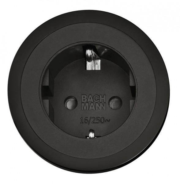 Häfele Steckdosen-Element 230 V One-Plug Bohrloch-Durchmesser Ø 56 mm