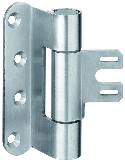 Häfele Startec Objekttürband - Größe 95 mm - für gefälzte Türen